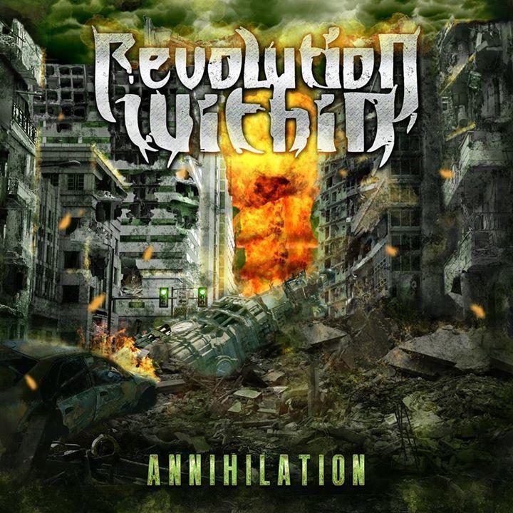 Revolution Within Tour Dates