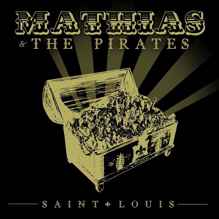 Mathias & The Pirates Tour Dates