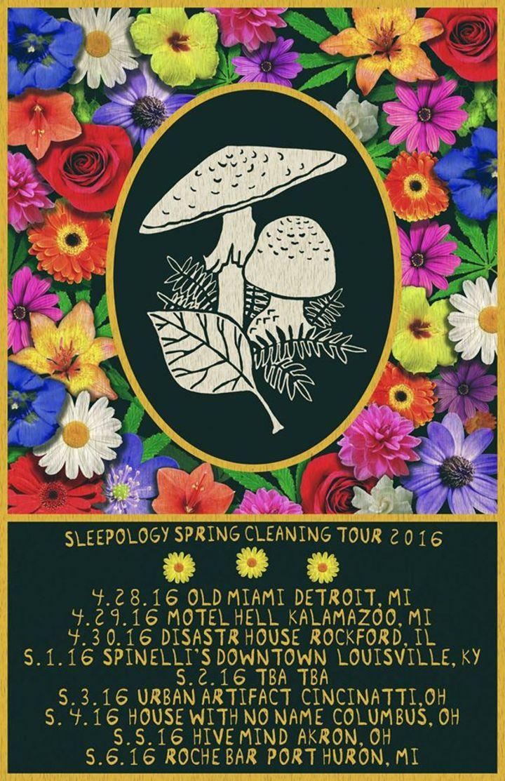 Sleepology Tour Dates