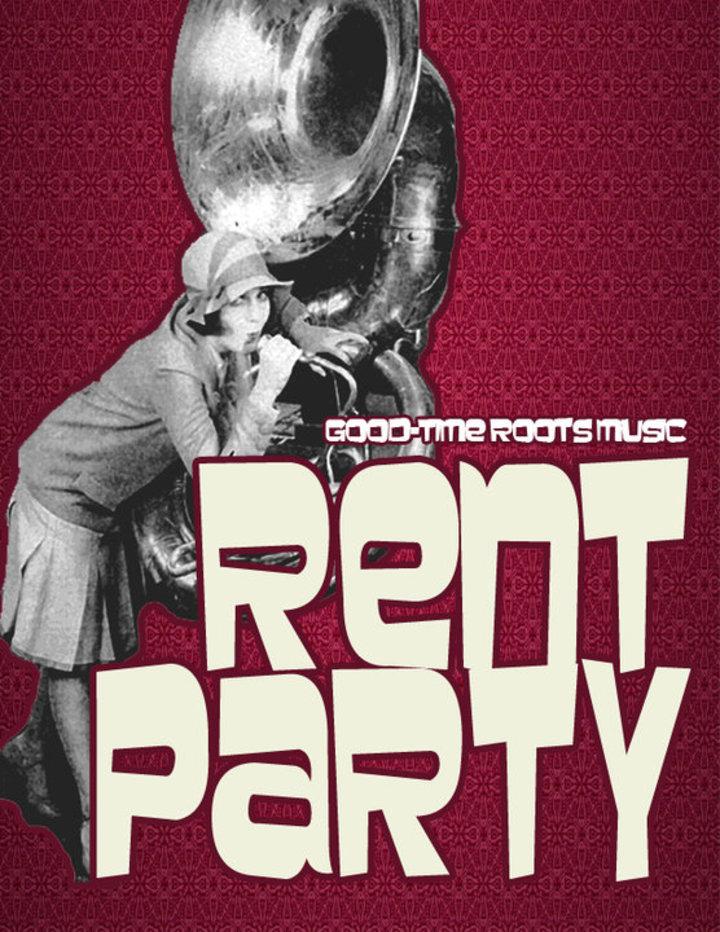 Rent Party Tour Dates
