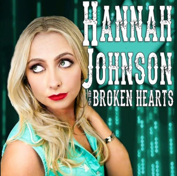 Hannah Johnson & The Broken Hearts @ Boomswinger Bluegrass Club - Cardiff, United Kingdom