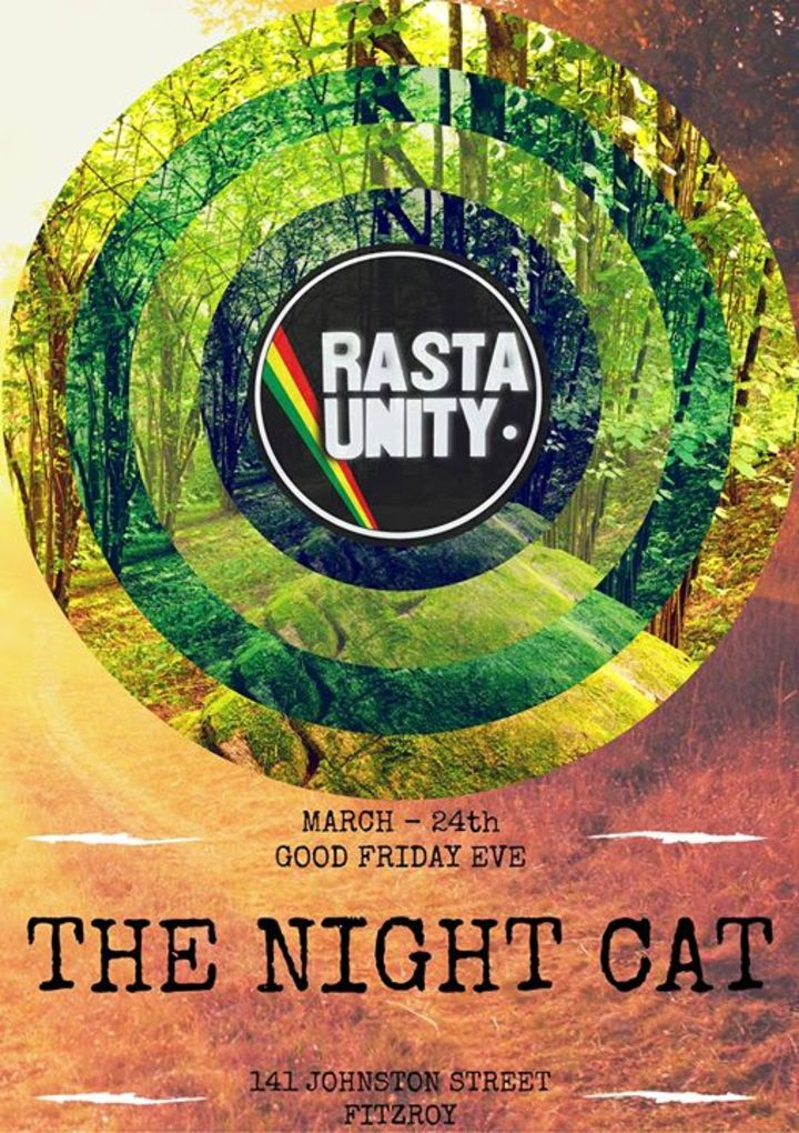 Rasta Unity Tour Dates