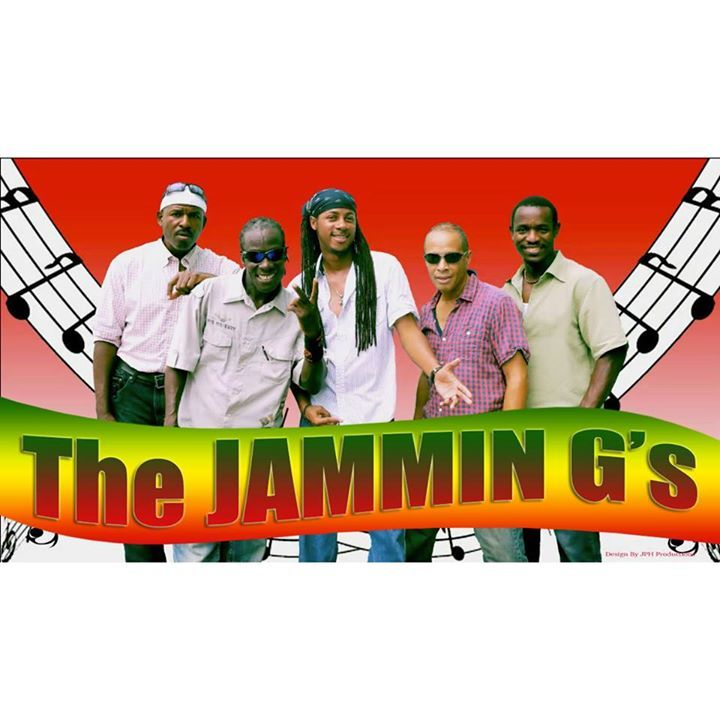 The Jammin G's Tour Dates