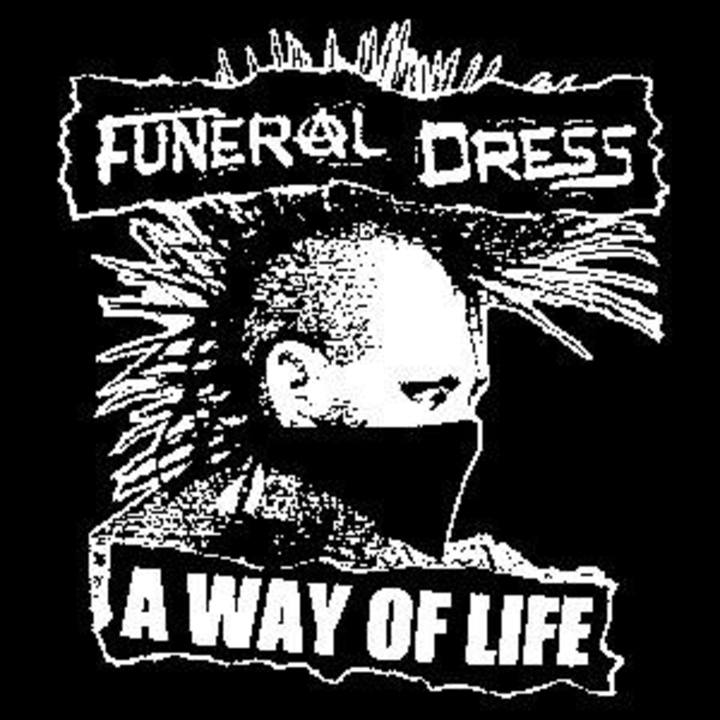Funeral Dress @ De Dreef - Vorselaar, Belgium