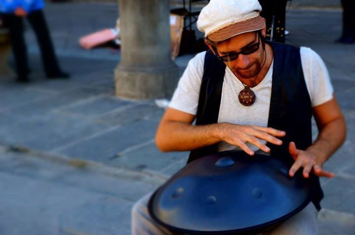 Davide Friello - Hang Fusion Music Tour Dates