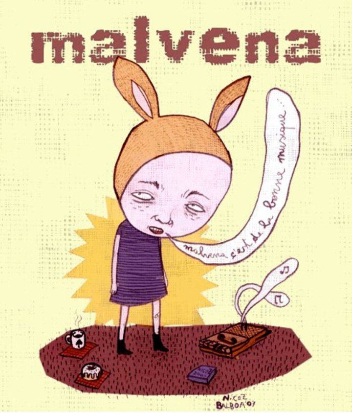 Malvena Tour Dates