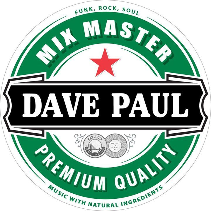 DJ Dave Paul Tour Dates