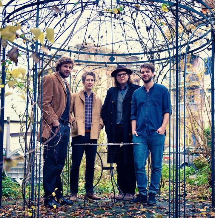 Maple Tree Circus Tour Dates