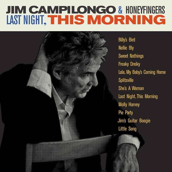 Jim Campilongo Tour Dates