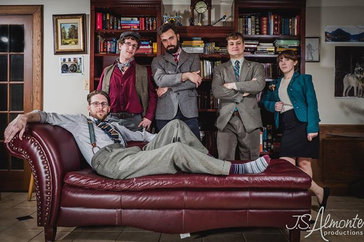 The Butler Parks Hot Serenaders Tour Dates