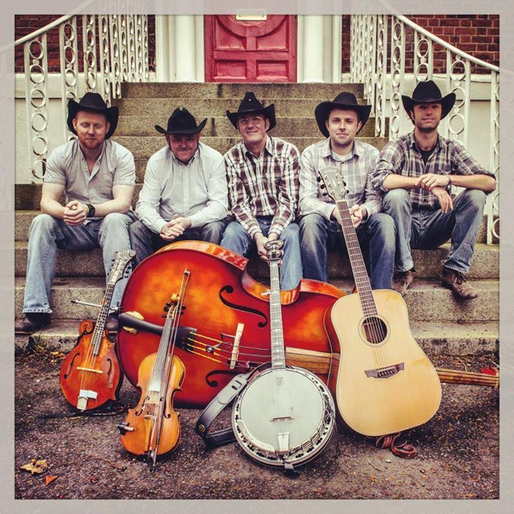 The Down And Out Bluegrass Band Tour Dates