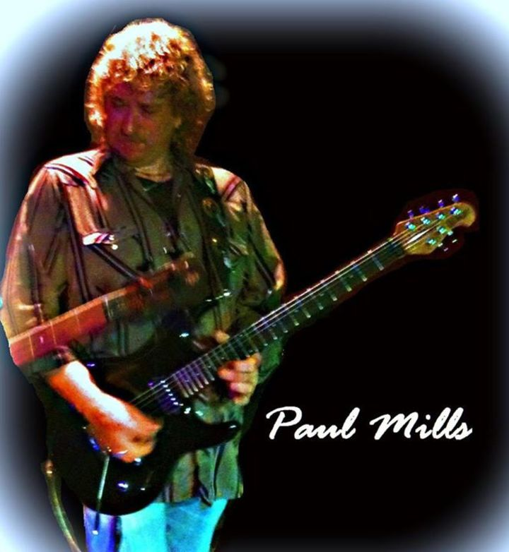 Paul J. Mills Music Tour Dates