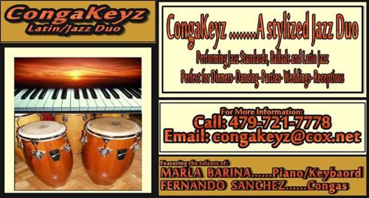 CongaKeyz Tour Dates