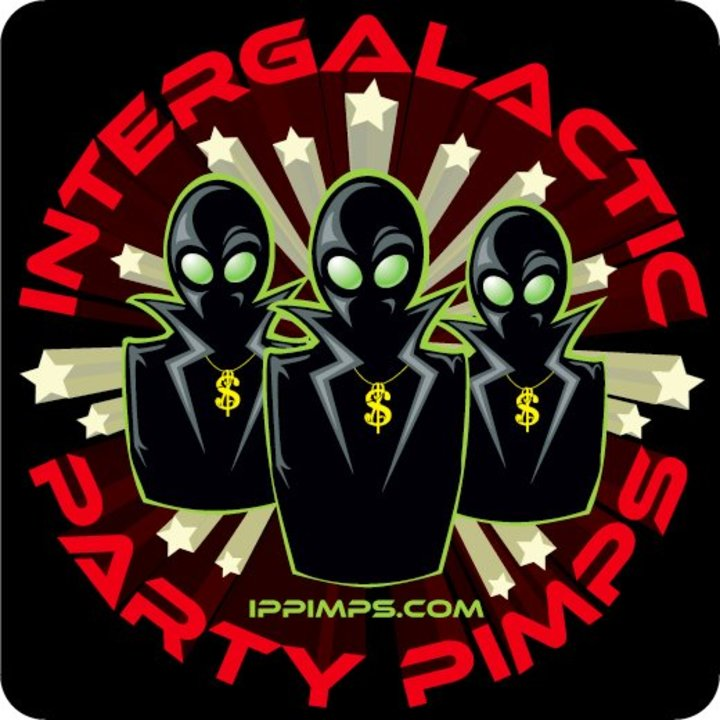 Intergalactic Party Pimps Tour Dates