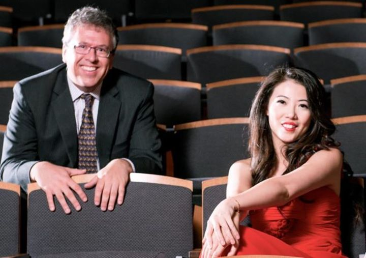Piano and Erhu Project (PEP) with Corey Hamm and Nicole li Tour Dates