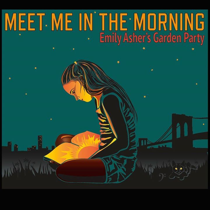 Emily Asher's Garden Party Tour Dates