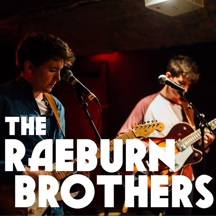 The Raeburn Brothers Tour Dates