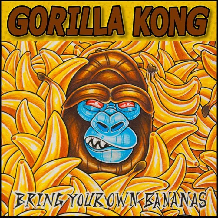 Gorilla Kong Tour Dates