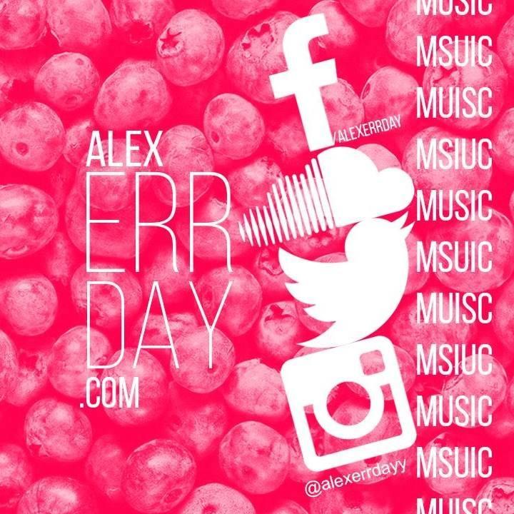 Alex Errday Tour Dates
