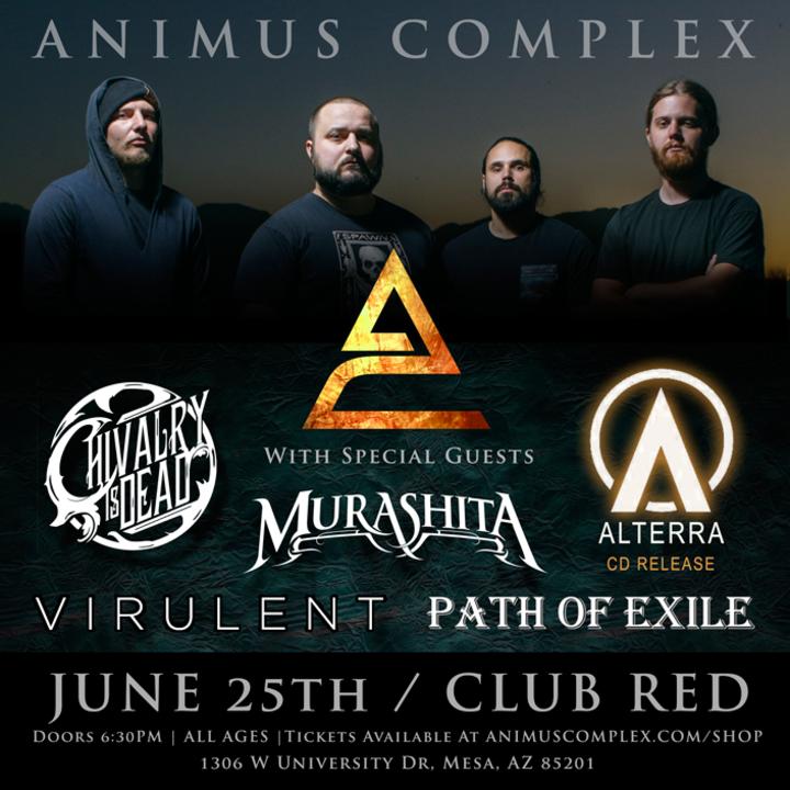 Path Of Exile @ Club Red - Mesa, AZ