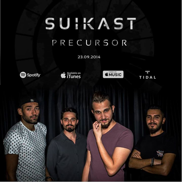 Suikast Tour Dates
