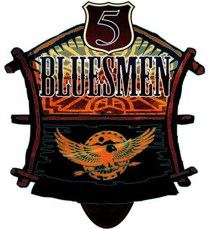 The Five Bluesmen Tour Dates