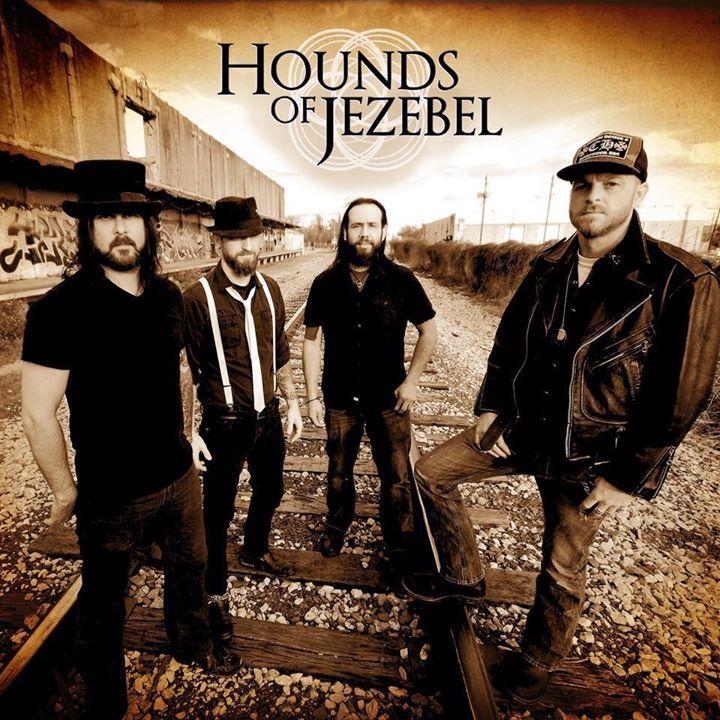 Hounds of Jezebel Tour Dates