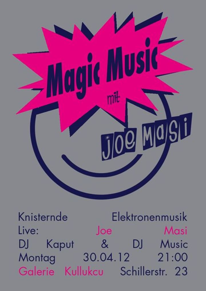Joe Masi Tour Dates