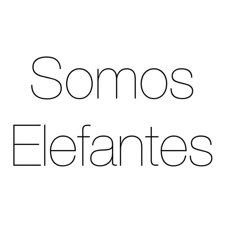 Somos Elefantes Tour Dates