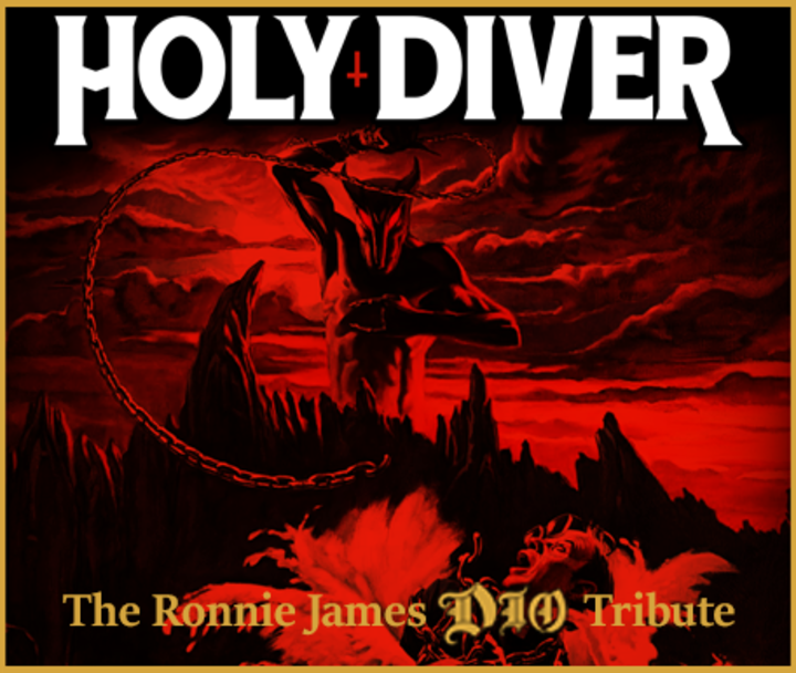 Holy Diver Tour Dates