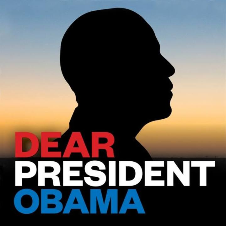 Dear President Obama Tour Dates