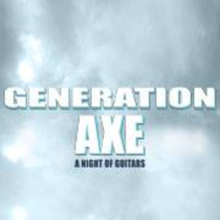 Generation Axe Tour Tour Dates