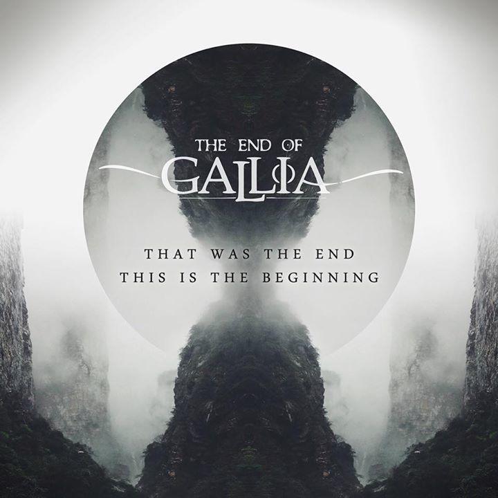 The End Of Gallia Tour Dates