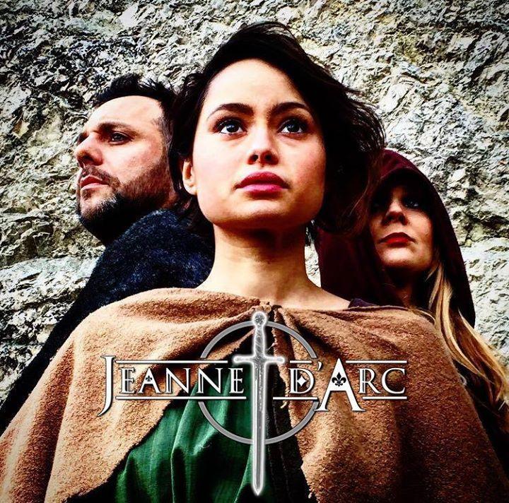 Jeanne d'Arc, le spectacle musical Tour Dates