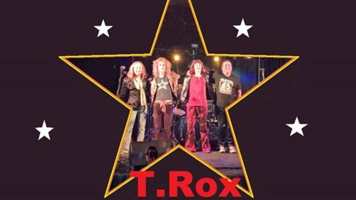 T-Rox Tour Dates
