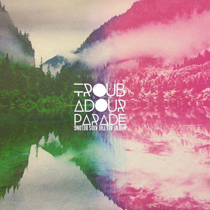Troubadour Parade Tour Dates