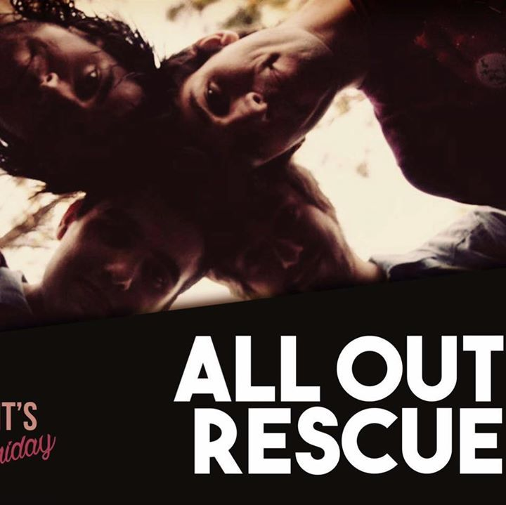 All Out Rescue Tour Dates