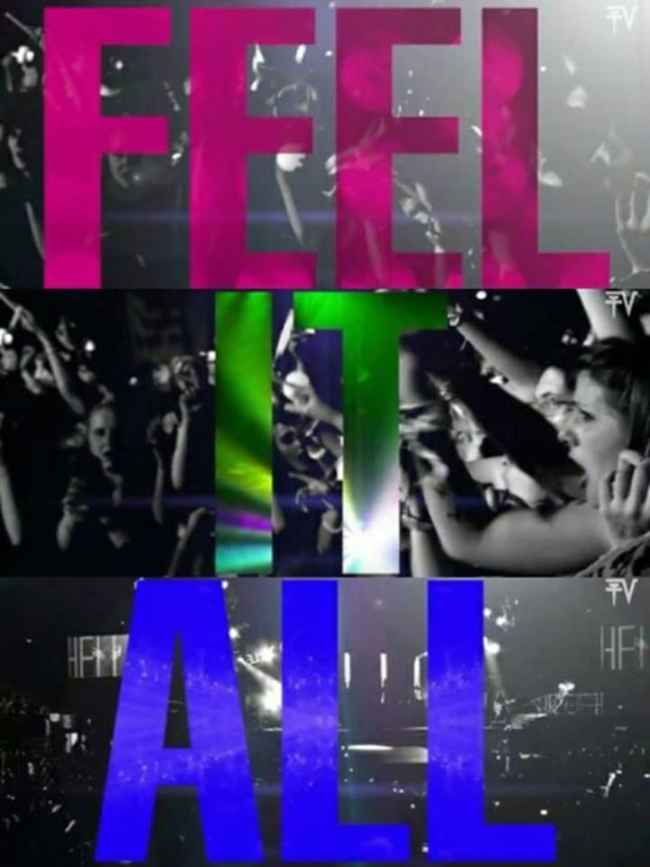 Feel it all projekt 2015 Tour Dates