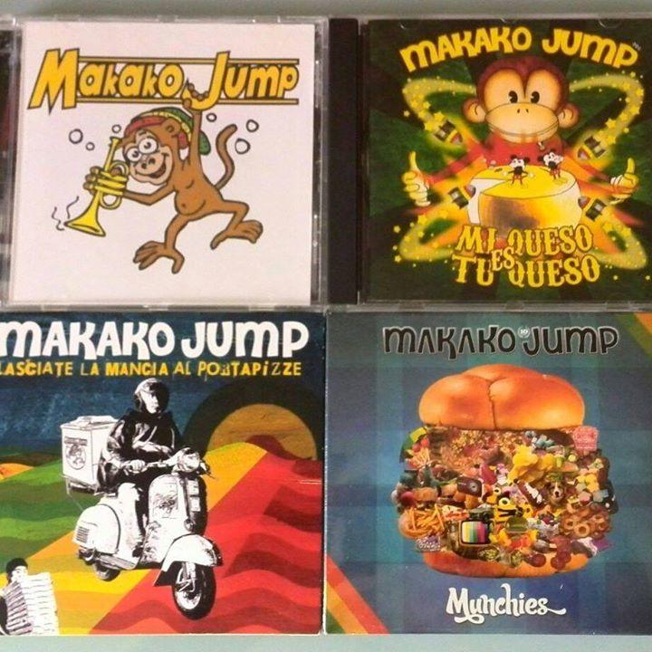 Makako Jump Tour Dates