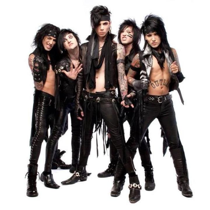 Black veil brides is life Tour Dates