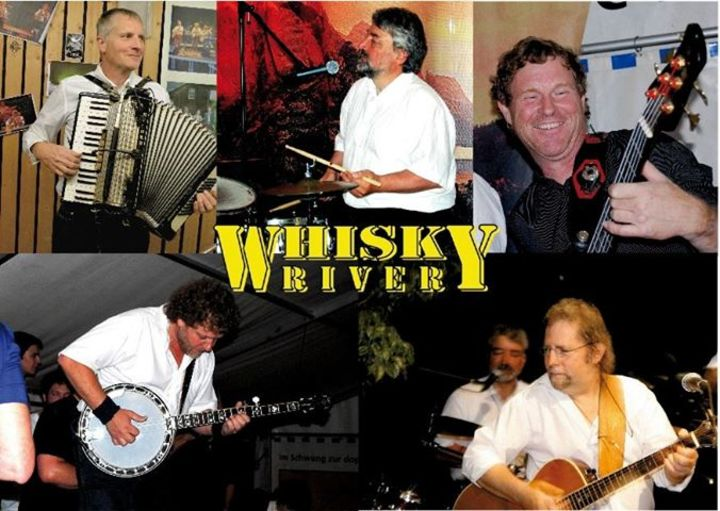 Whisky River Tour Dates