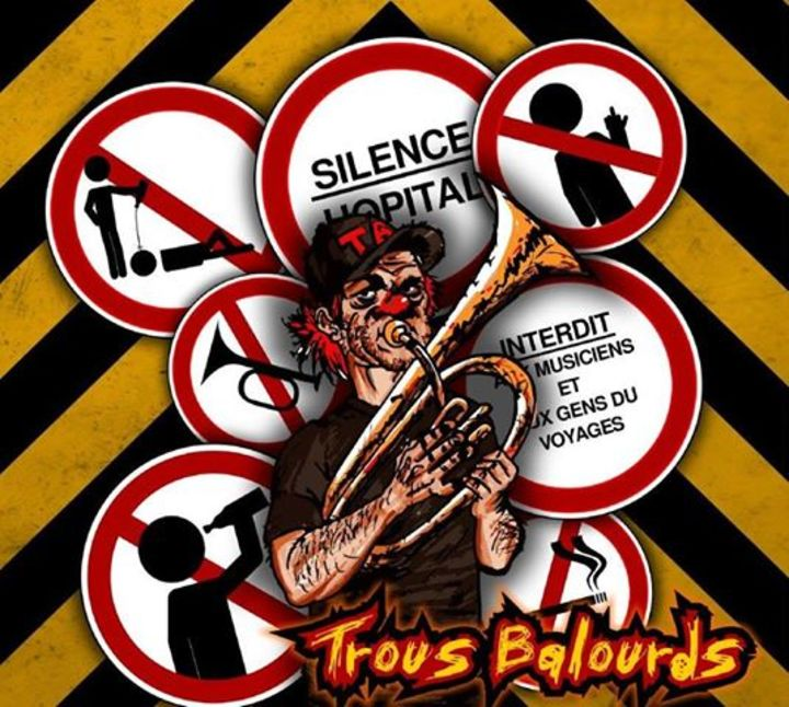 Les Trous Balourds Tour Dates