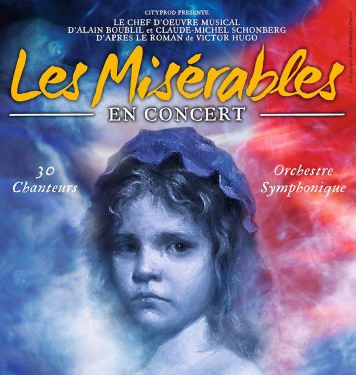 Les Misérables en Concert @ Le Dôme - Marseille, France