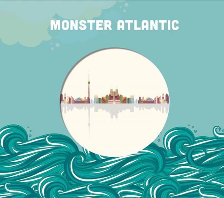 Monster Atlantic @ Allsports Cafe Salem - Salem, VA