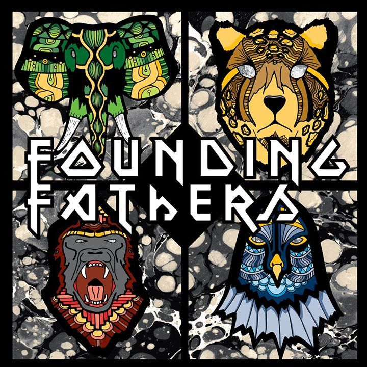 Founding Fathers Tour Dates