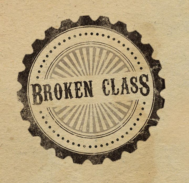 Broken Class Tour Dates
