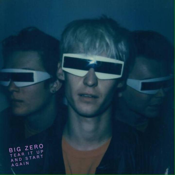 Big Zero Tour Dates