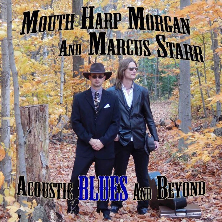 Mouth Harp Morgan & Marcus Starr Tour Dates
