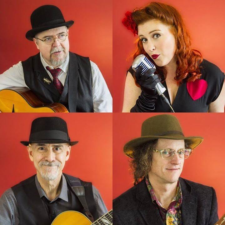 The Jenny Finn Orchestra @ The Secret Society - Portland, OR
