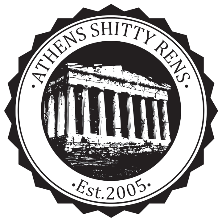 Athens Shitty Rens Tour Dates